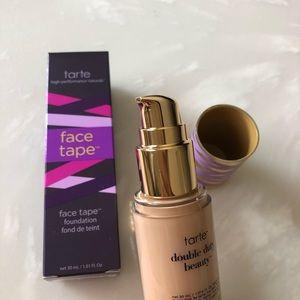 tarte Makeup - Tarte Face Tape Foundation in Shade 22N